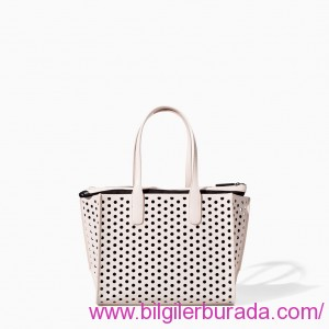 PERFORATED-MINI-SHOPPER-zara-women-bag-2015-summer-ladies handbags
